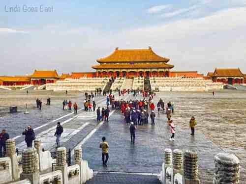 Forbidden City | Linda Goes East
