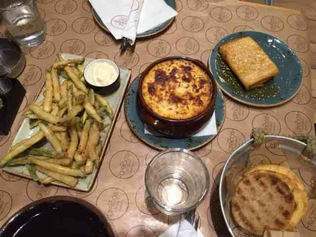 What to eat in Athens
