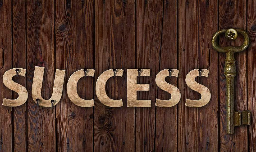 Success and the Four Secrets