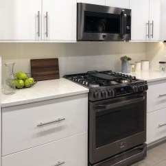 Flat Front Kitchen Cabinets Countertop Organizer 2018 And Bath Trends From Kbis