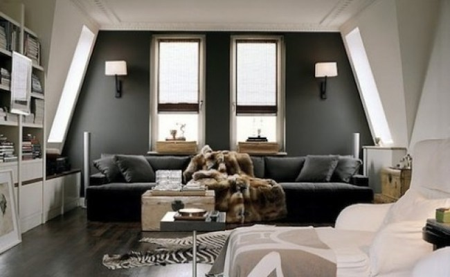 Which Wall Is Best For A Painted Accent Wall Visit