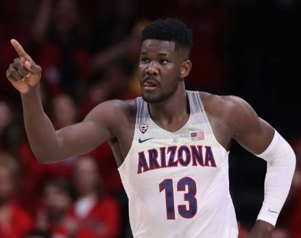 Forbes lists 19-year old Nigerian asthe highest paid NBAdraft signed in 2018 valued at $41.8m for two years