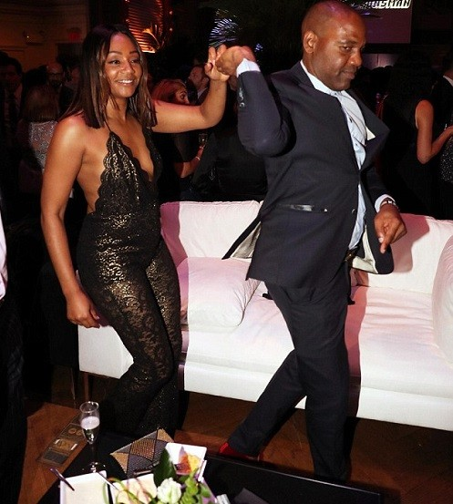 Tiffany Haddish 'dating New York City socialite Unik Ernest (Photos)