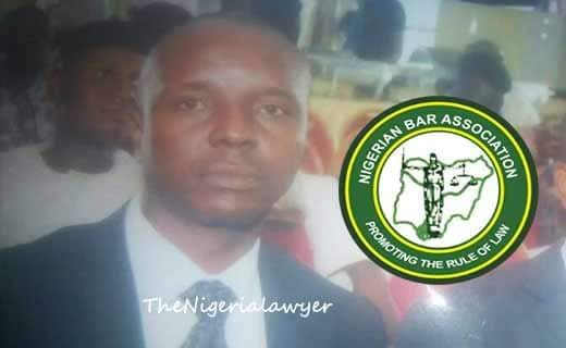 Gunmen assassinate Chairman of Nigerian Bar Association NBA, Enugu