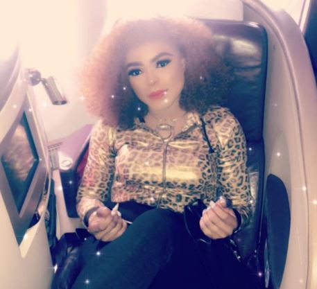 'In any situation you find urself always still thank God' - Bobrisky reacts to reorts of his deportation form UK