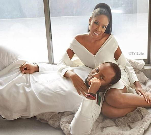 Nollywood actress, Lala Akindoju and celebrityChef Gbubemi Fregene wed today (photos)