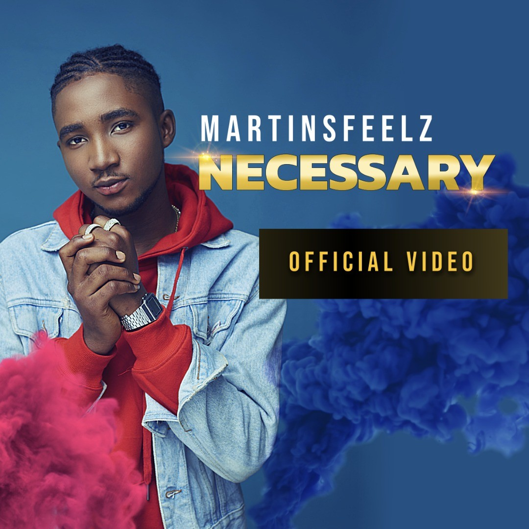 Funke Akindele Bello and Hubby JJCSKILLZ the power couple presents Martinsfeelz - Necessary Official Video
