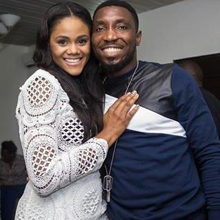 Timi Dakolo stylishly informs his wife that he needs another son
