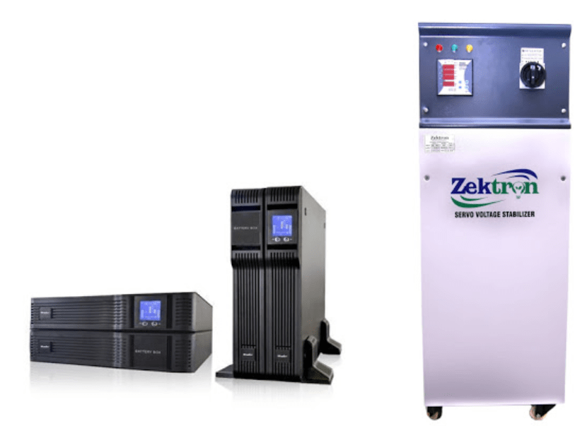 Zagus Technologies is offering over 40% discounts on Servo Voltage Stabilizers and Online UPS power backup for offices and homes across Nigeria