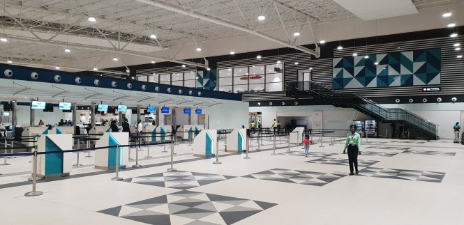Check out pictures of Ghana's shiny, new international airport
