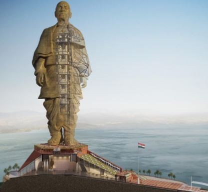 With250 engineers and 3400 workers, India unveilsworlds tallest statue (Photos)