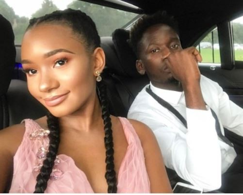 'How I met my girlfriend' -Mr Eazi explains how he met the billionaire heiress,Temi Otedola
