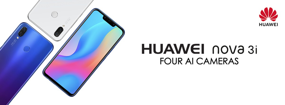 HUAWEI nova 3i is now available for Pre-Order