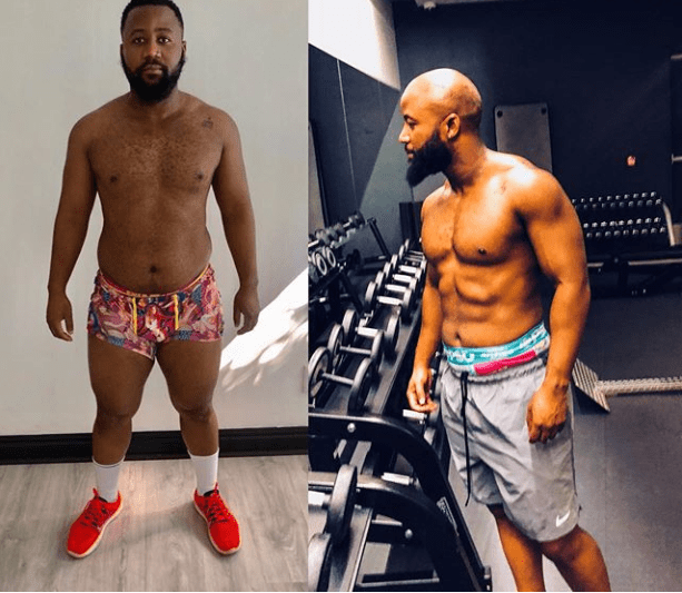 Check out rapper Cassper Nyovest's incredible body transformation after five-months.