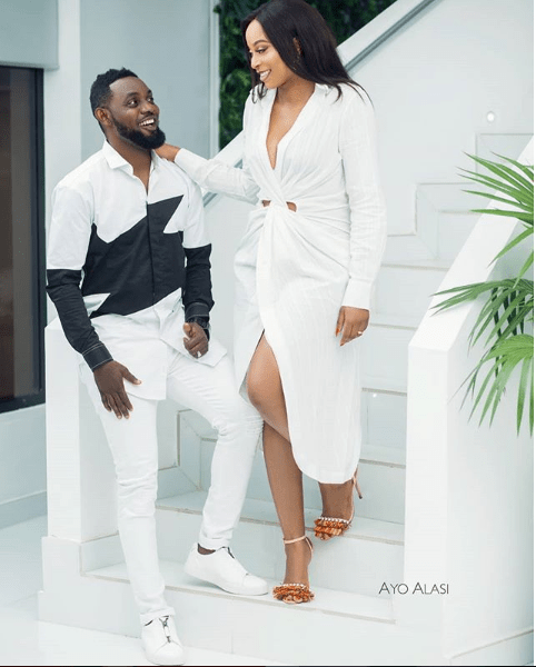 'I want to grow old with you and remember the past with you' - Comedian AY tells wife Marbel as they celebrate 10th wedding anniversary.