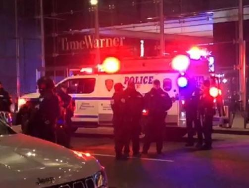 Again,CNN offices in New York evacuated after bomb threat