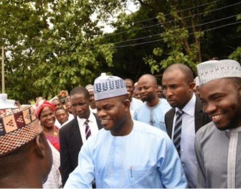 3,000 PDP members defect to APC in Kogi State