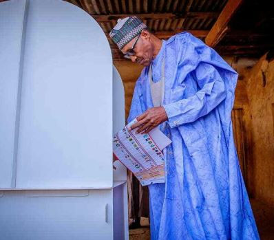 Tribunalgrants Buhari andAPC's request to Inspect presidential election materials