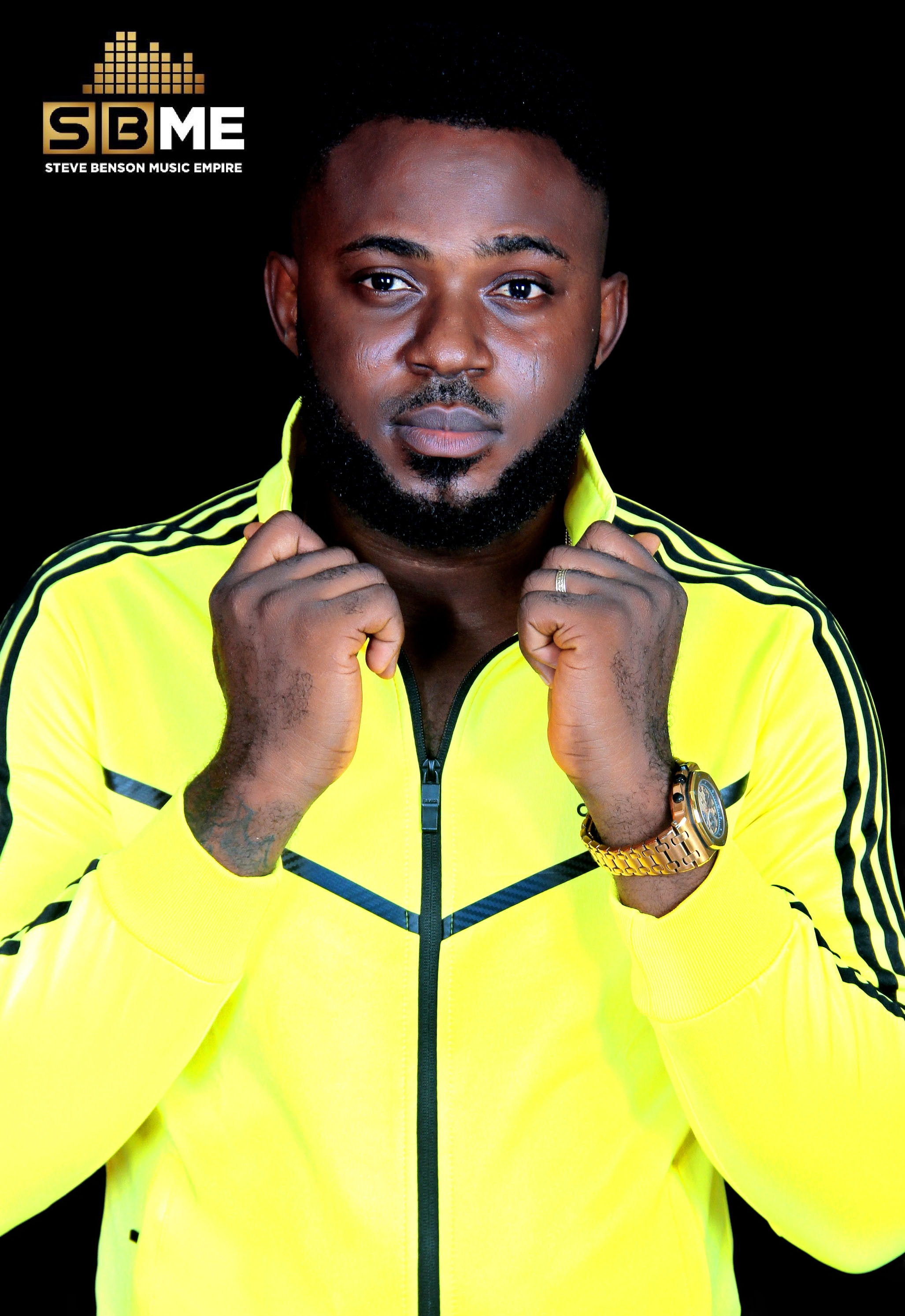 Steve Benson floats SBME A new wave has hit the Nigerian Entertainment Industry