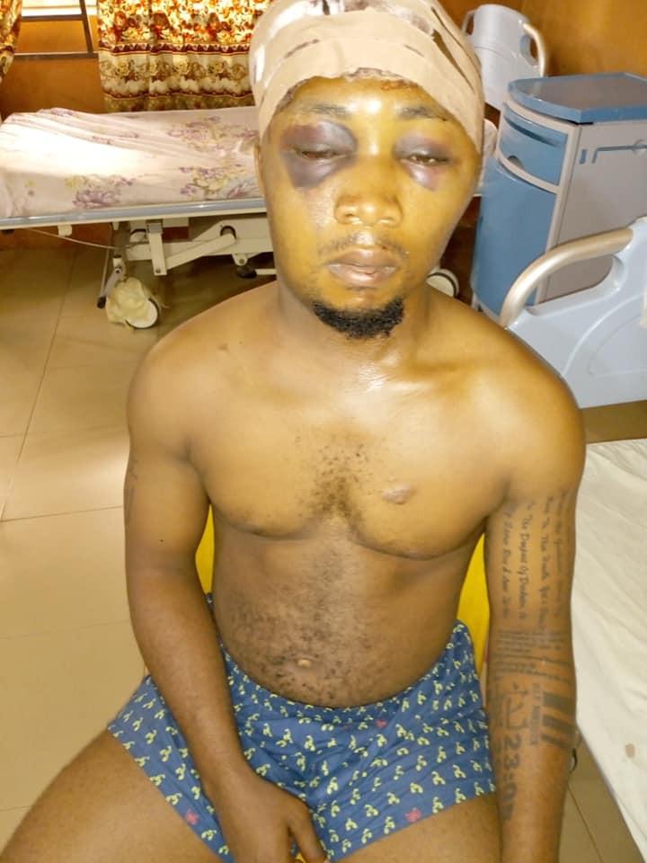 Malaysia-based Nigerian man narrates how his blood brother almost killed him lindaikejisblog 4