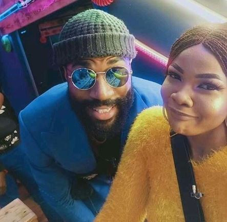 She's just being herself, confident and outspoken especially when she feels wronged - Tacha'smanagement reacts to the altercation with Mike