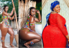 Got it from my mama - Endowed Tanzanian model, Sanchi shows off her curvy mom (Photos)