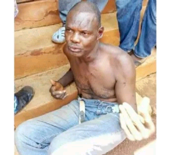 60-year-old patent medicine dealer narrowly escaped being lynched by angry mob in Benue after he allegedly raped 4-year-old girl
