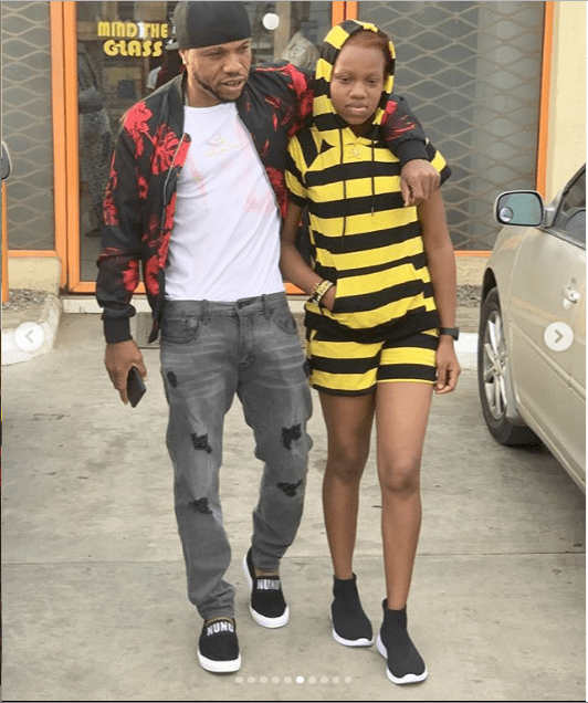 Adorable new photos of Charles Okocha and his lookalike daughter