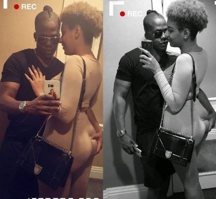 I lied, I cheated, I took your love for granted - Icebergslim apologizes to Juliet Ibrahim one year after they broke up