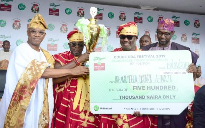 Unlimited joy as winners emerge in Glo-sponsored Ojude Oba festival