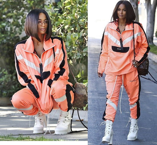 Ciara flaunts her stunning beauty during latest photoshoot in LA