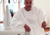 Power Star Rotimi Akinosho celebrates his dad on his birthday