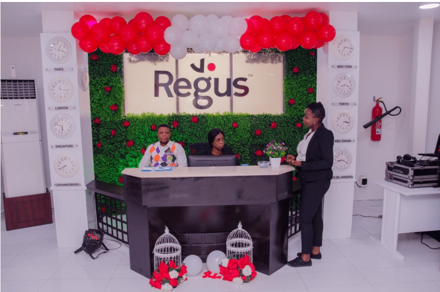 , Regus Offices Now Open For Business In Abuja And Port Harcourt, All 9ja