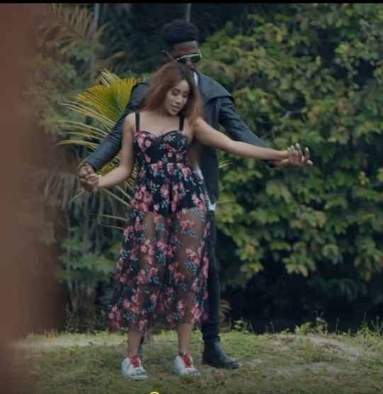 Wajes daughter, Emerald stars in the singers new music video as Johnny Drilles love interest