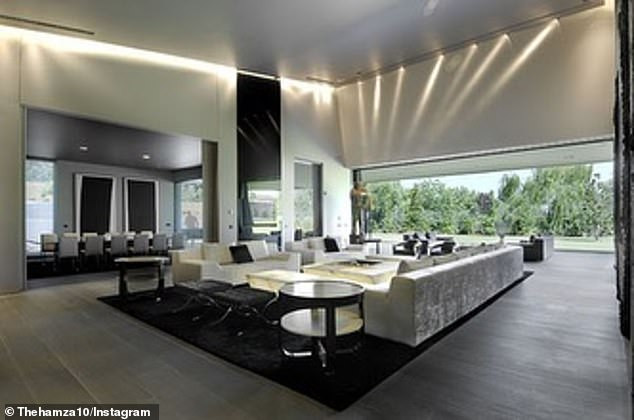 Check out the £10m mansion ex-Chelsea star Eden Hazard just bought in Madrid (Photos)