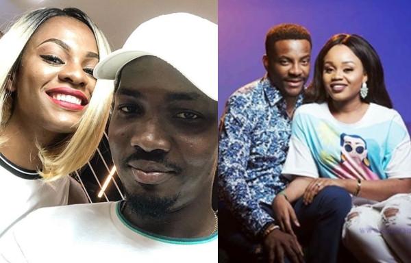 Jackye's boyfriend calls out Ebuka's wife, Cynthia lindaikejisblog