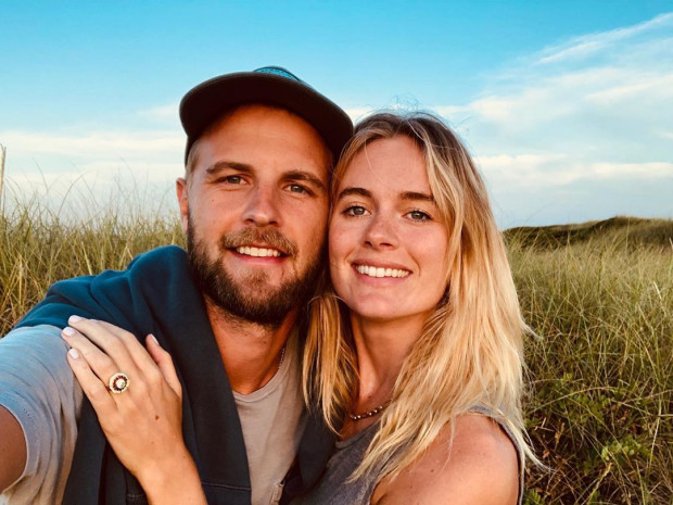 Prince Harry's ex-girlfriend Cressida Bonas engaged to boyfriend  Harry Wentworth-Stanley