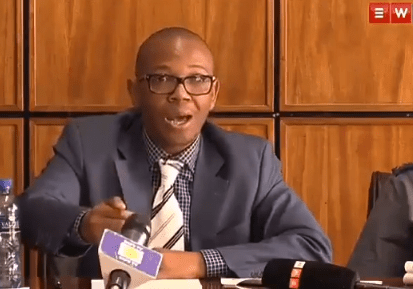 ''He sounds like a product from a same sex union'' FFK, other Nigerians react to old video of South African deputy Minister of Police justifying xenophobic attacks