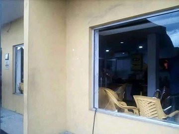 Nigerians attack MTN office in Uyo lindaikejisblog 1