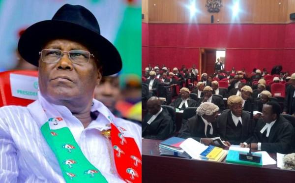Atiku and PDP reject verdict of tribunal, head to Supreme Court lindaikejisblog