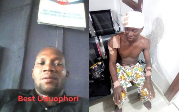 Man celebrating Buhari's tribunal victory stabbed by neighbour in Warri lindaikejisblog