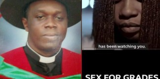 UNN lecturer and Pastor says #Sexforgrades documentary was doctored