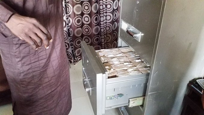 EFCC recovers N65.5million in Zamfara INEC Office lindaikejisblog 1