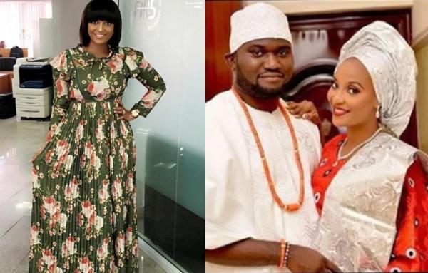 Actress and ex-Lux ambassador, Olaide Olaogun's marriage packs up over domestic violence lindaikejisblog