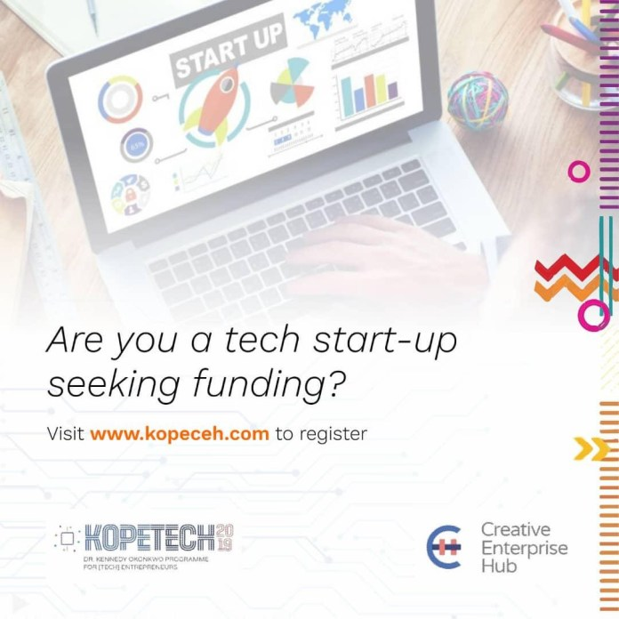 Are you a Tech Start-up seeking funding? Read this!