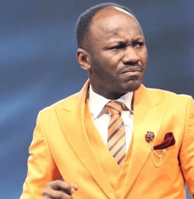 'This is a deliberate attempt to silence people' - Apostle Suleman reacts to FG's proposed N5m fine for hate speech