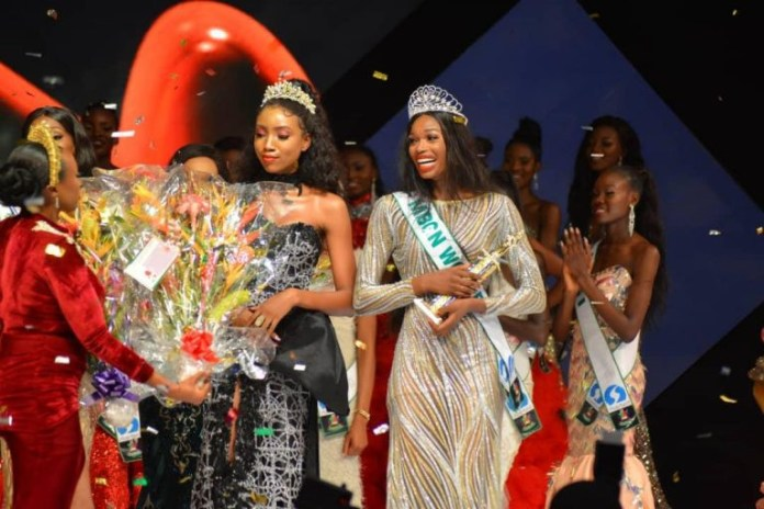 Miss Rivers, Nyekachi Douglas crowned 'Most Beautiful Girl in Nigeria' 2019 (Photos)