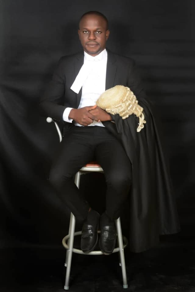 Man who allegedly spent 12 years in Nigerian prison for a crime he never committed, becomes a lawyer 7 years later lindaikejisblog 3