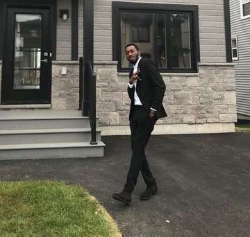 Ex-EFCC Twitter handler,  Fshaw buys himself a house after leaving the country lindaikejisblog 3