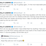 May D makes shocking revelations about living with Psquare as he replies fan who called him greedy